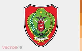 Logo Provinsi Kalimantan Tengah (Kalteng) - Download Vector File AI (Adobe Illustrator)