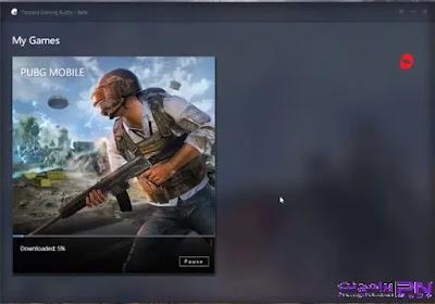 تثبيت لعبة ببجي للكمبيوتر ويندوز 7