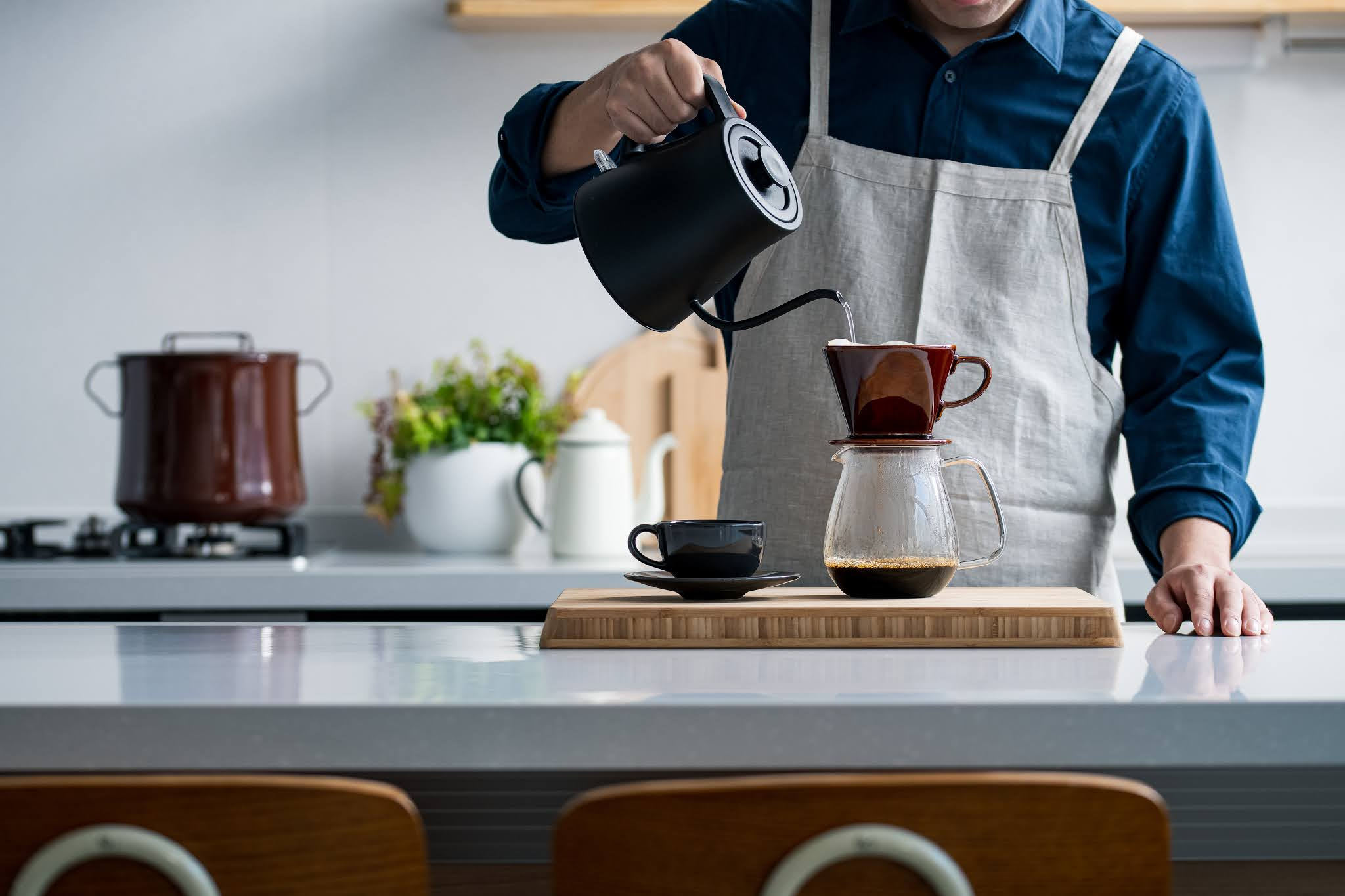 The Hitchhiker's Guide to Cafe Quality Coffee