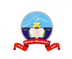 Sikkim University Gangtok Logo