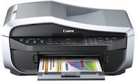 Canon PIXMA MX310 Series Inkjet Photo Printer Drivers Download