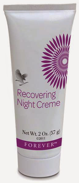 Forever Living Recovering night creme