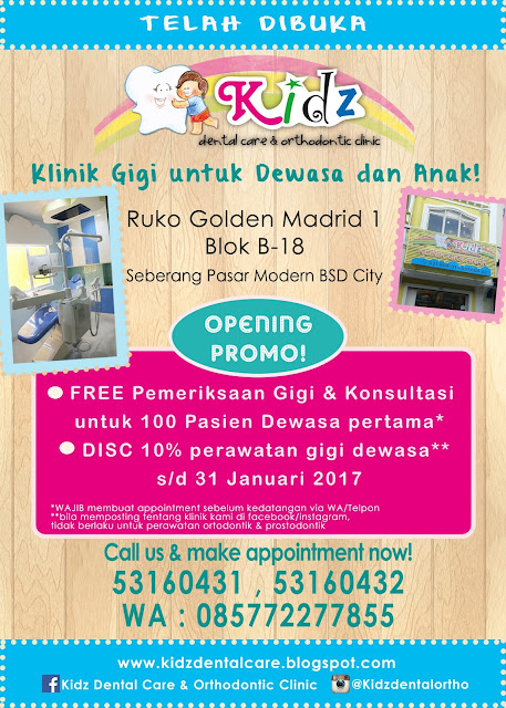 Konsultasi & Check Up Gratis