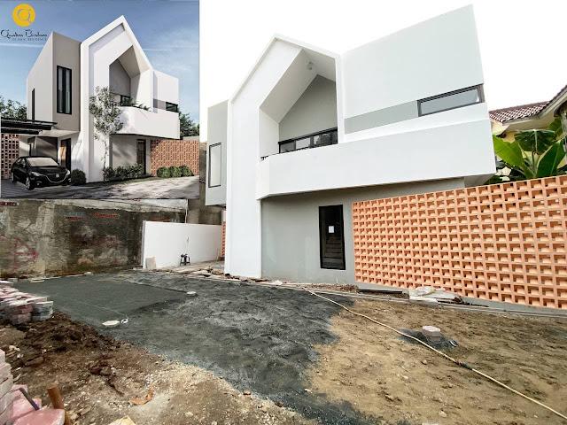 Quadra Bintaro Islamic Residence