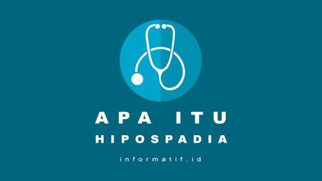 Apa Itu Hipospadia dan Penyebabnya - informatif.id