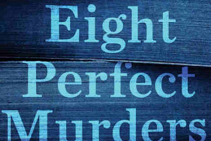 Fiction Novel Eight Perfect Murder