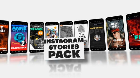 Slideshow and Instagram Pack[Videohive][After Effects][28813685]