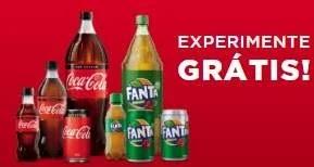Cadastrar Promoção Experimente Grátis Coca-Cola Sem Açúcar - Reembolso