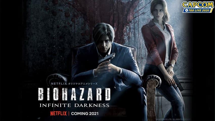 Netflix анонсировал Resident Evil: Infinite Darkness - мультсериал по играм Capcom