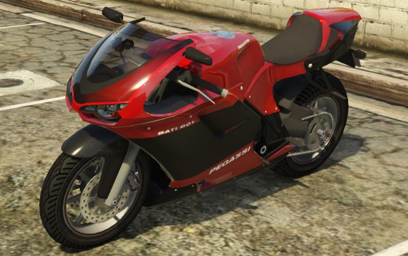 List Of the Top GTA 5 Motorcycles