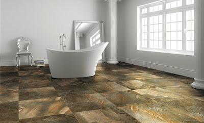 Faux marble floor tile patterns