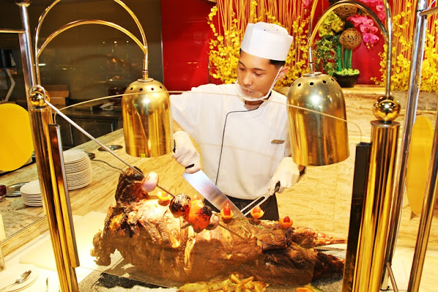 Kambing Bakar One World Hotel Bandar Utama Cinnamon Coffee House