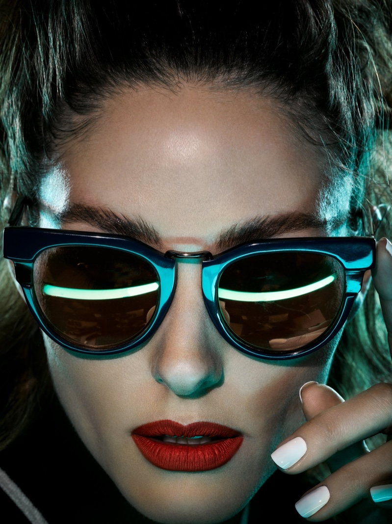 Olivia Palermo x Westward Leaning Spring 2019 Sunglasses
