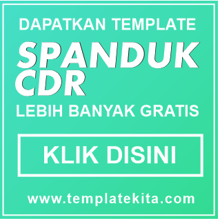 Download Spanduk CDR CorelDraw Gratis