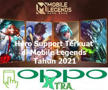 Hero Support Terkuat di Mobile Legends Tahun 2021