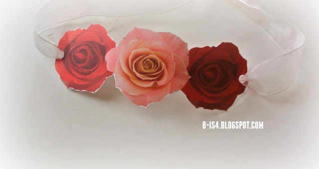 Flower Headband, Valentine's Day, Wedding Headband