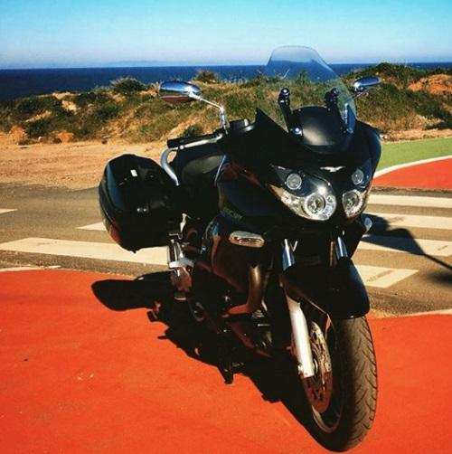 Moto Guzzi Norge Review Design