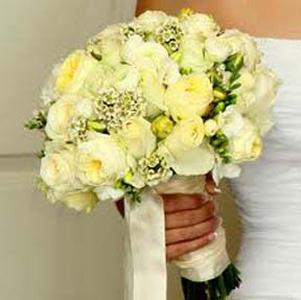 Cara Membuat Buket Bunga Segar Untuk Pernikahan