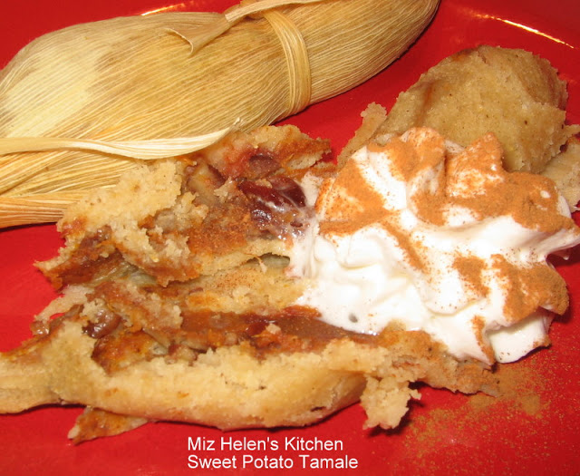 Christmas Eve Tamales at Miz Helen's Country Cottage
