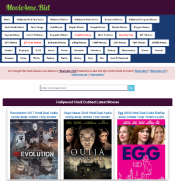 Movie4me 2020  Movies Download Hindi