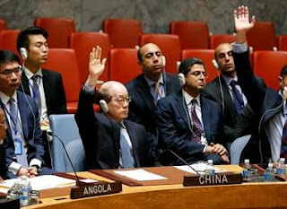China  UNSC