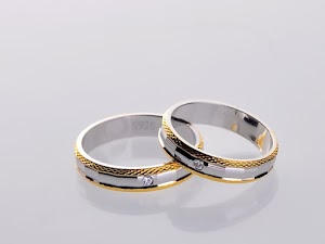cincin berlian 4 karat elegan corak pink | SULAWESI TENGAH