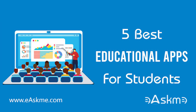 Best Educational Apps For Students: eAskme