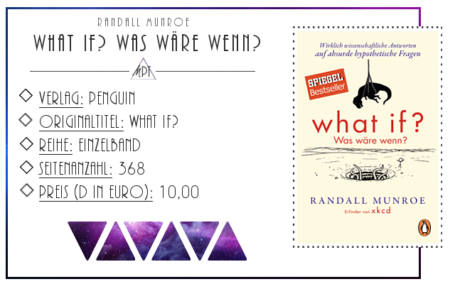 [Rezension] What if? Was wäre wenn? - Randall Munroe