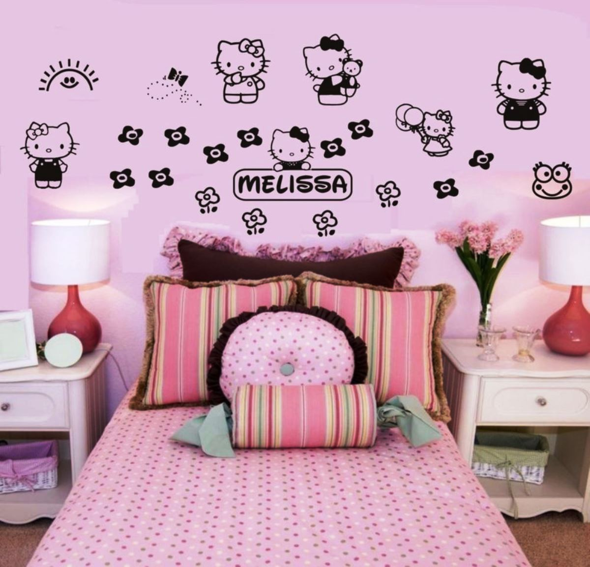 Small Bathroom Ideas Hello Kitty Bedroom Decorations