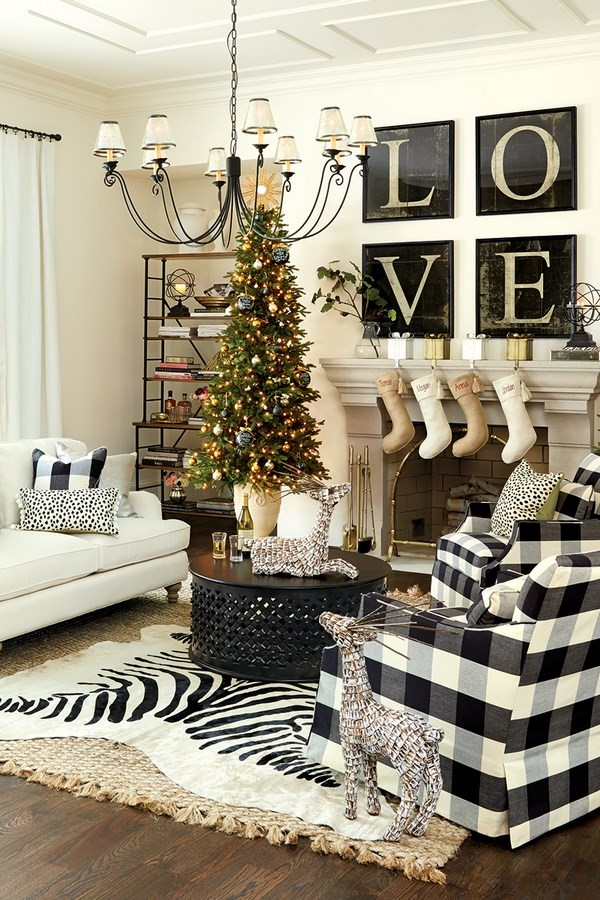 salones navideños