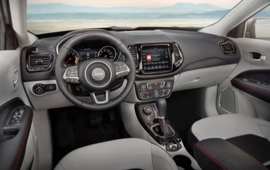 2018 Jeep Compass Trailhawk Price