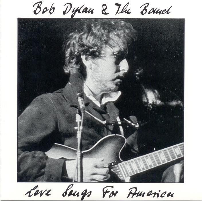 Reliquary : Bob Dylan [1974.01.14] Love Songs For America ...