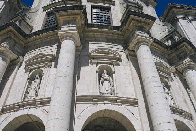 サンタ・エングラシア教会(Igreja de Santa Engrácia)