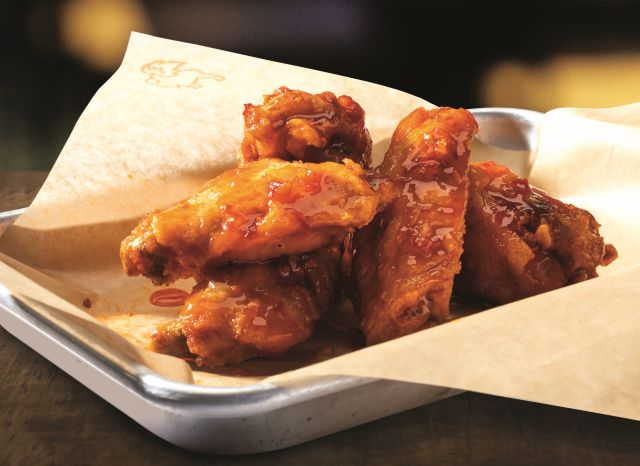 2019 National Chicken Wing Day Deals And Specials Brand Eating