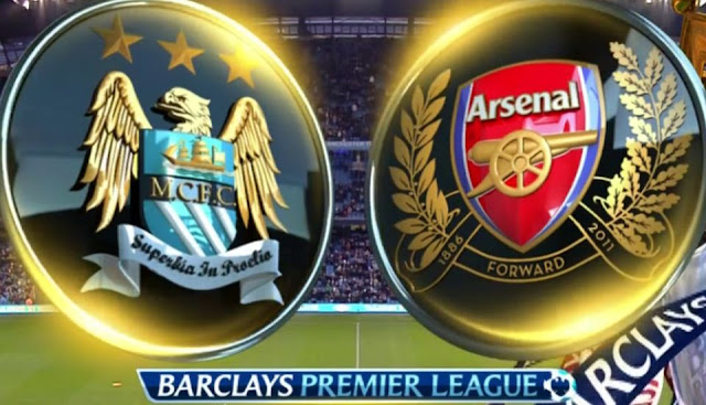 Live Streaming Manchester City dan Arsenal 8 Mei 2016