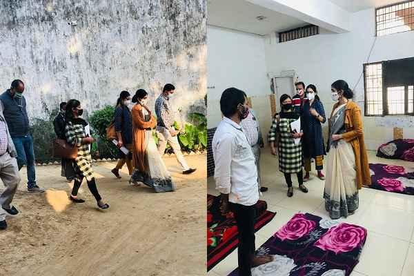 ias-aprajita-faridabad-bal-sudhar-grih-news-in-hindi