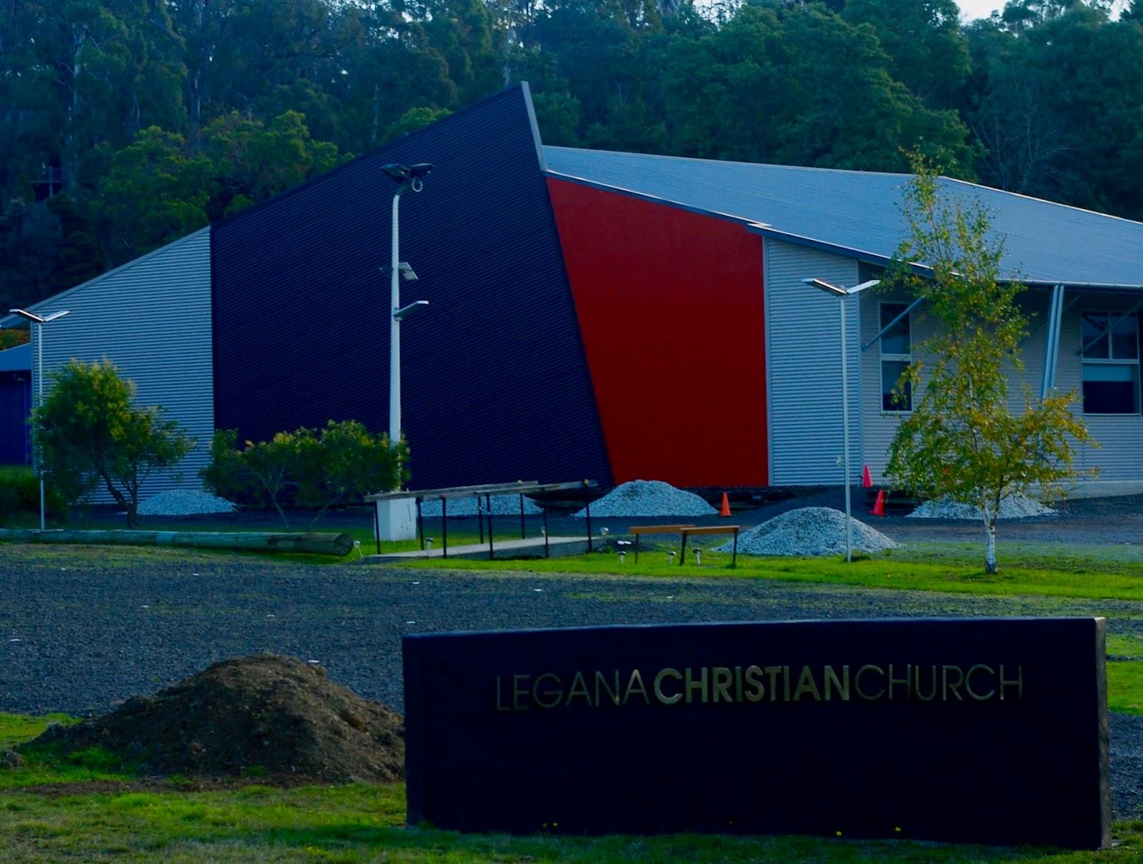 Churches of Tasmania: No  422 - The Legana Christian Church