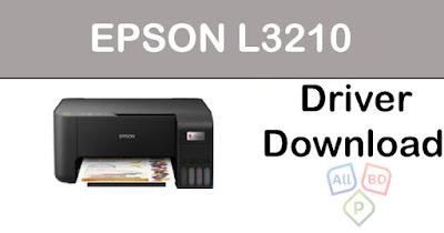 Epson L3210 Driver Free Download,Epson L3210 Driver Download