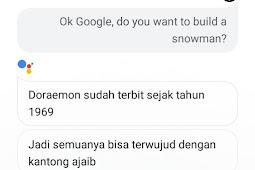 Pertanyaan - Pertanyaan Aneh ke Google Assisten