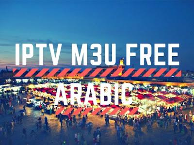 ARABIC Free Daily IPTV m3u