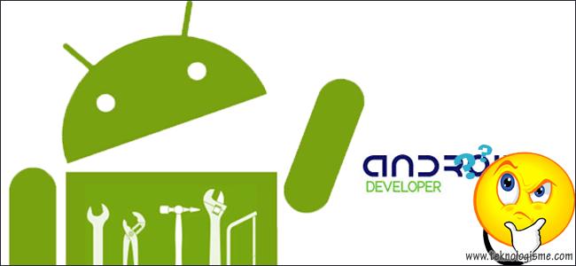 Bagaimana Menjadi Seorang Developer / Pengembang Aplikasi Android