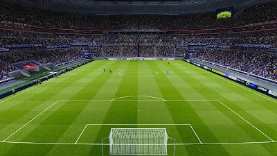 PES 2020 Stadium Groupama Stadium