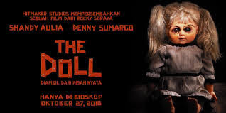 Download Film The Doll (2017) WEB DL