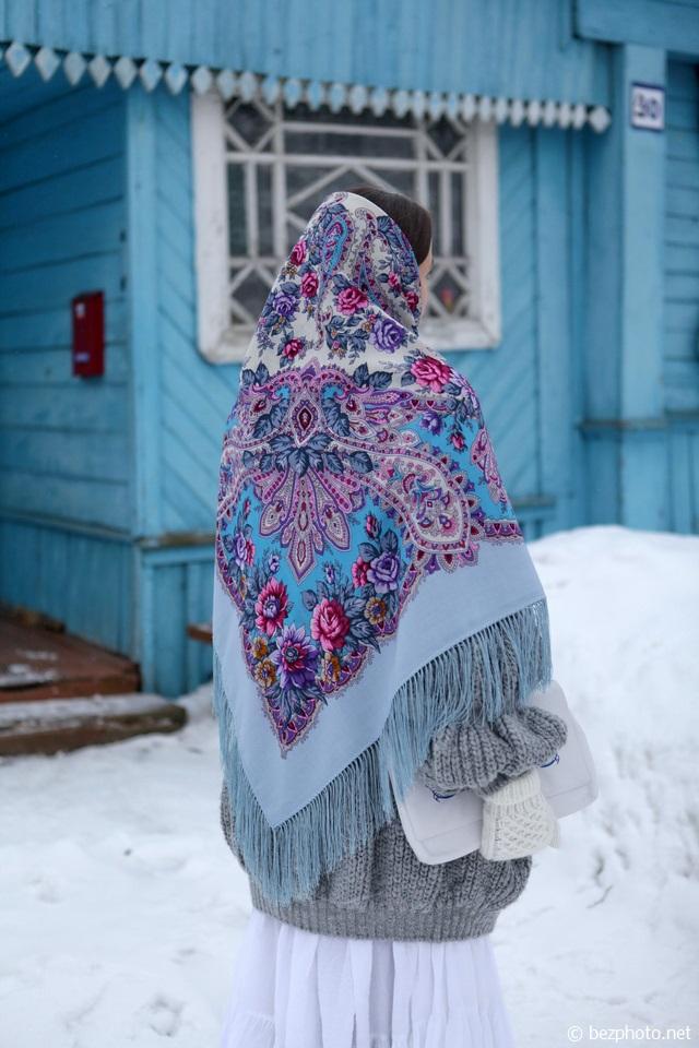 русский стиль в современной моде
