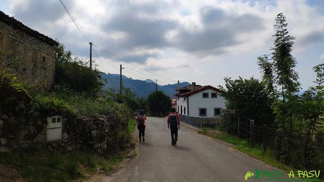 Localidad de Demués, Onís