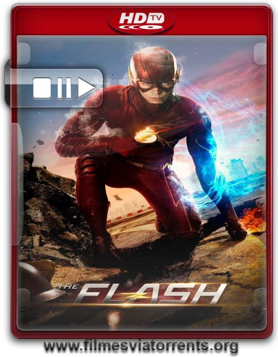 The Flash 3ª Temporada
