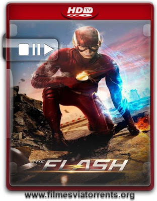 The Flash 1ª, 2ª e 3ª Temporada