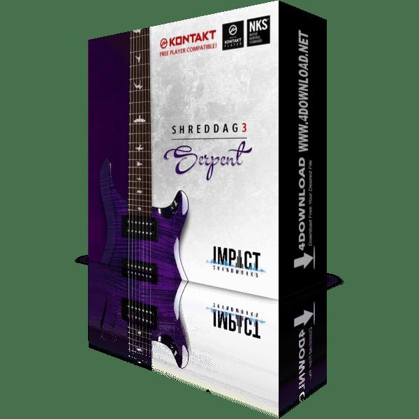 Download Shreddage 3 Serpent KONTAKT Library