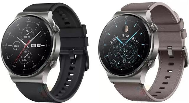 مراجعة ساعة هواوي ووتش جي تي 2 برو Watch GT المواصفات والسعر