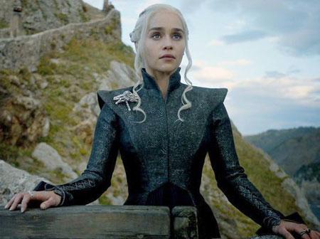 Game of thrones 7 сезон Денерис родената в буря кралица